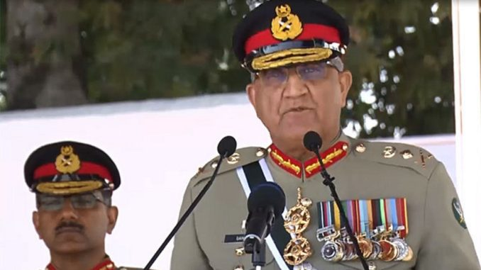 General Bajwa's Peace Inferences Lack Credibility