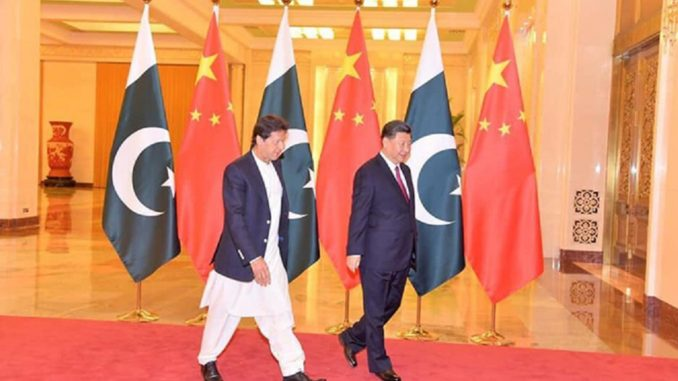 China is slowly but surely enslaving Pakistan