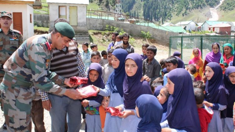 Northern Command: The People's Army in Jammu and Kashmir
